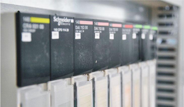 > 供配电及电气自动化设备